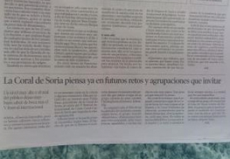 Artículo prensa